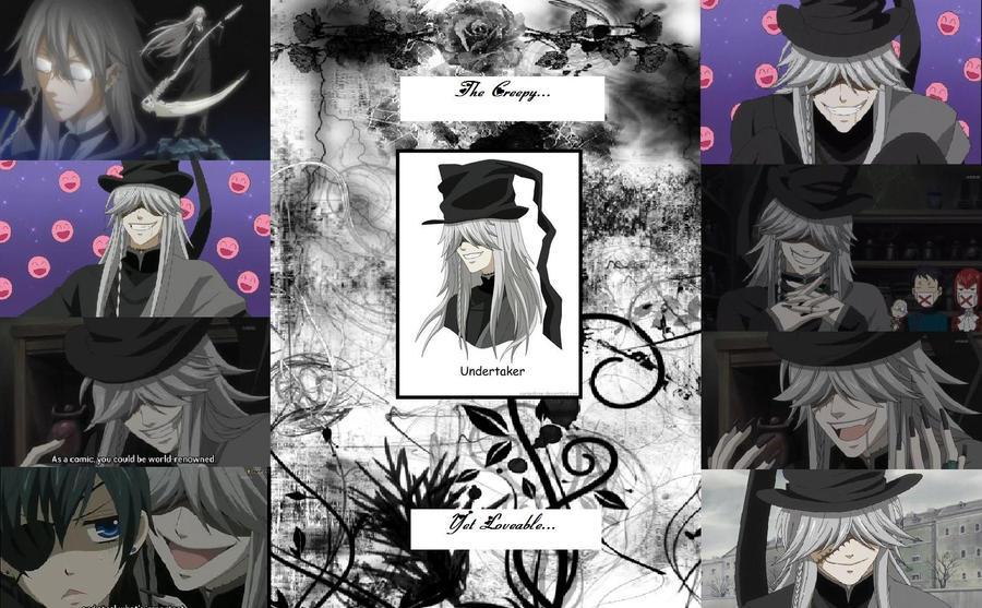 A Lovable Undertaker by stargazer961