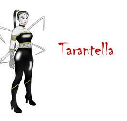 Tarantella - Mortal Kombat OC by Imari-Mizutama
