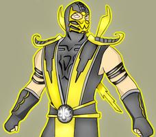 Scorpion - Mortal Kombat 2011