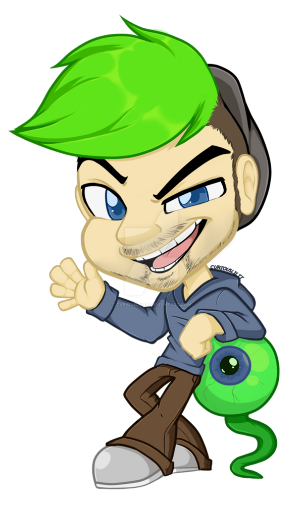 chibi markiplier and jacksepticeye - photo #26