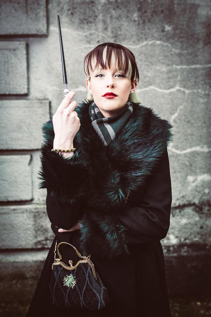 Narcissa Malfoy Cosplay by BaconBitch on DeviantArt