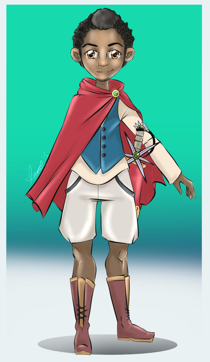 Ninokuni Me  by spartical-7