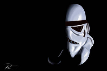 Stormtrooper by RSTrovato