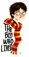 The Boy Who Lived by KathrynWilkins