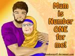 mama is No 1
