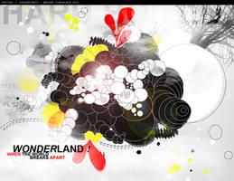 Wonderland by H4ptikk