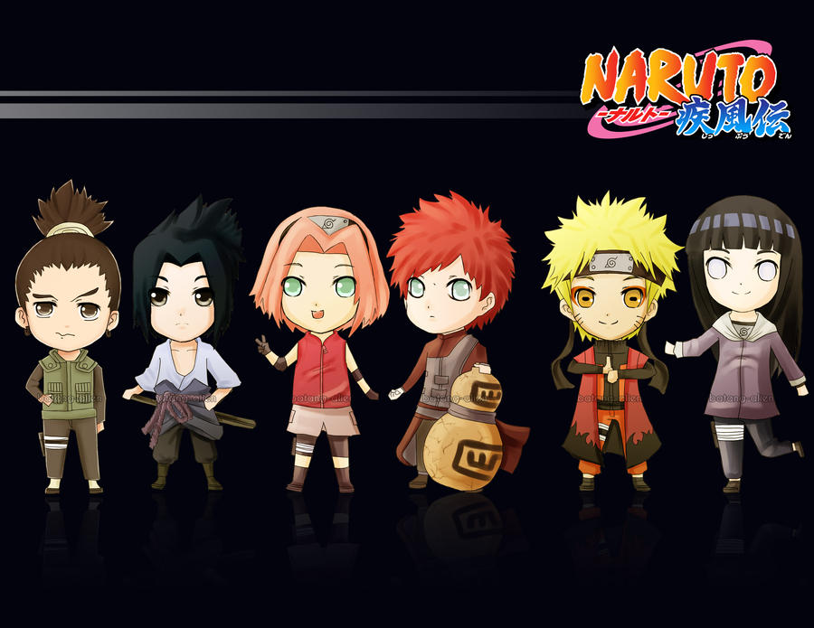 All naruto characters pictures - All naruto characters ...