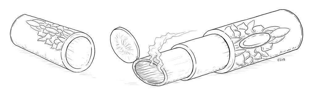 Lipstick Gun by edmcd
