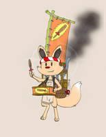 Fox Vendor by Vaguescribbles