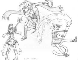 Rando's Sketches 15 by Vaguescribbles