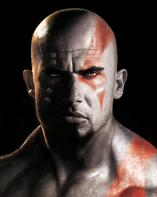 Real Kratos By Kisham On DeviantArt