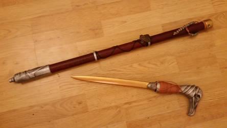 Assassin Cane Sword Update by RossLRP