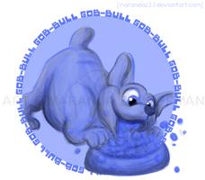 GOB-BULL GOB-BULL GOB-BULL! by Coloran