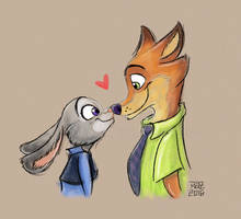 Judy-and-Nick by Coloran