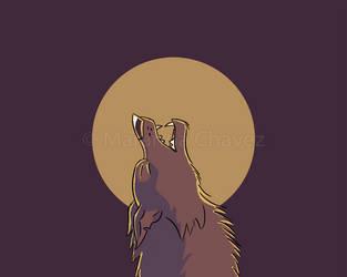 Werewolf by Coloran
