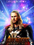 Chris Hemsworth Avengers Infinity War