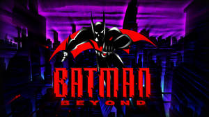 Batman Beyond Wide Poster