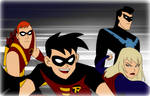 DCAU YOUNG JUSTICE