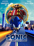 SONIC THE HEDGEHOG MOVIE POSTER [GAME EDITION]