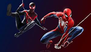 MARVEL'S SPIDER-MEN