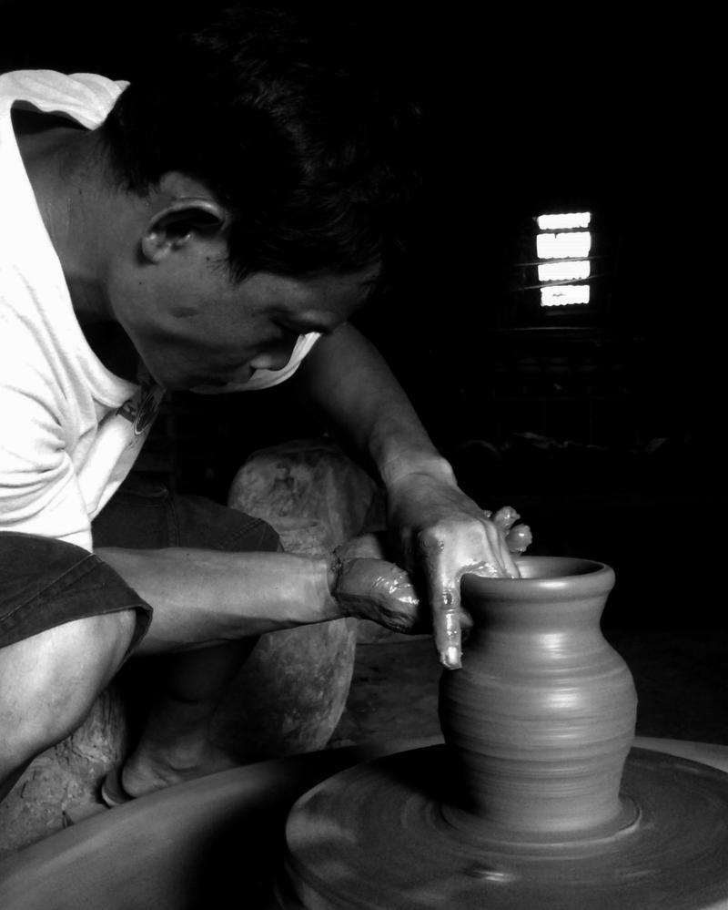 Pottery by jeyk-O