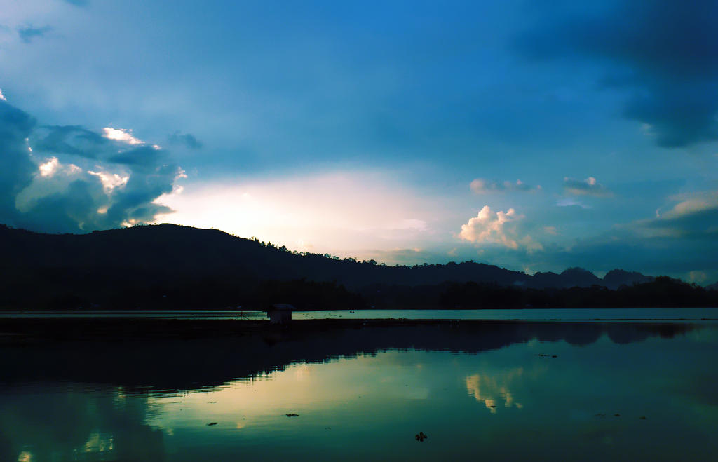 Lake Sebu by jeyk-O