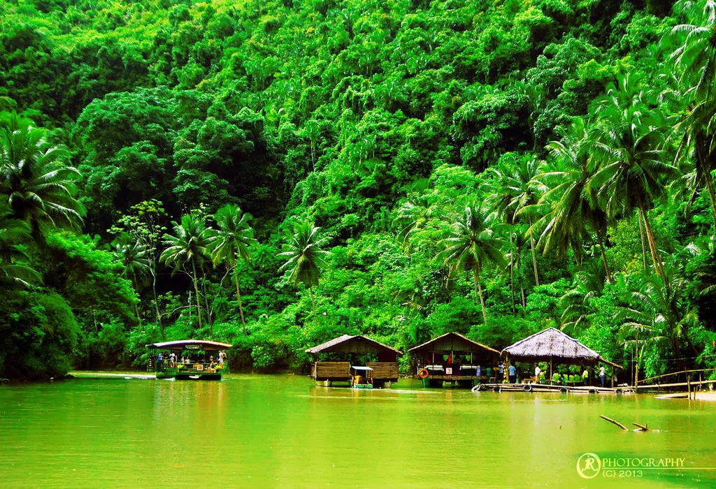Floating Restaurants by jeyk-O