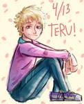 Happy Birthday Teru! by croissantintensifies