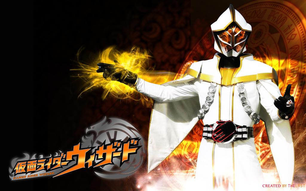 Kamen Rider Wizard White Wizard Wallpaper by Nac129 on ...