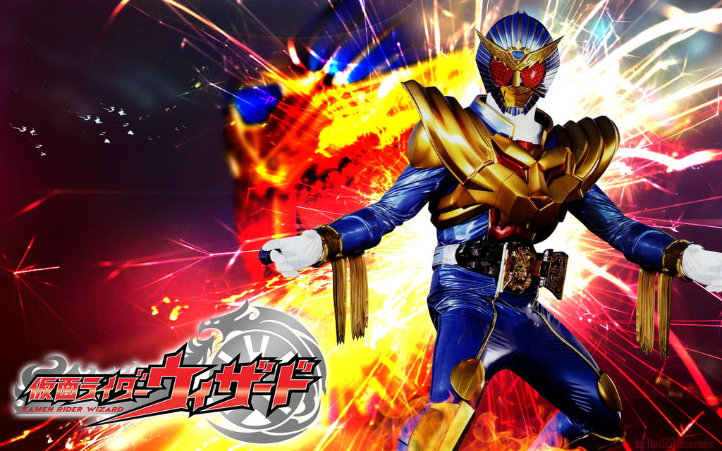 Kamen Rider Beast Hyper Wallpaper by Nac129 on DeviantArt