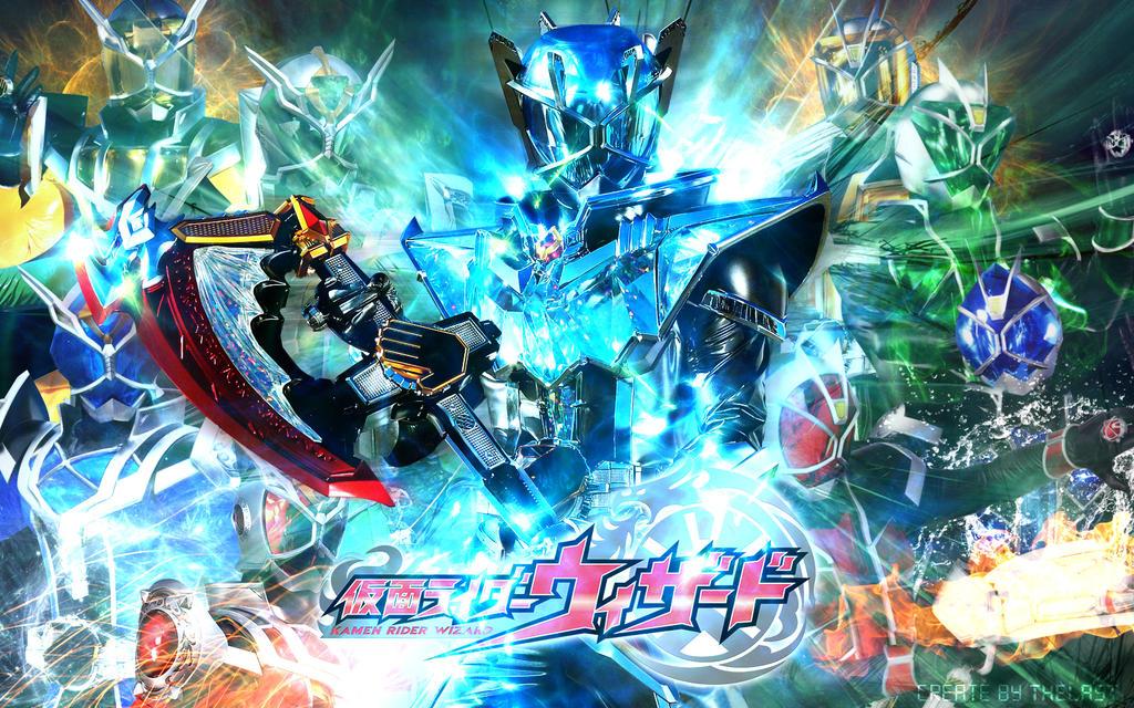 Kamen Rider Wizard Wallpaper by Nac129 on DeviantArt