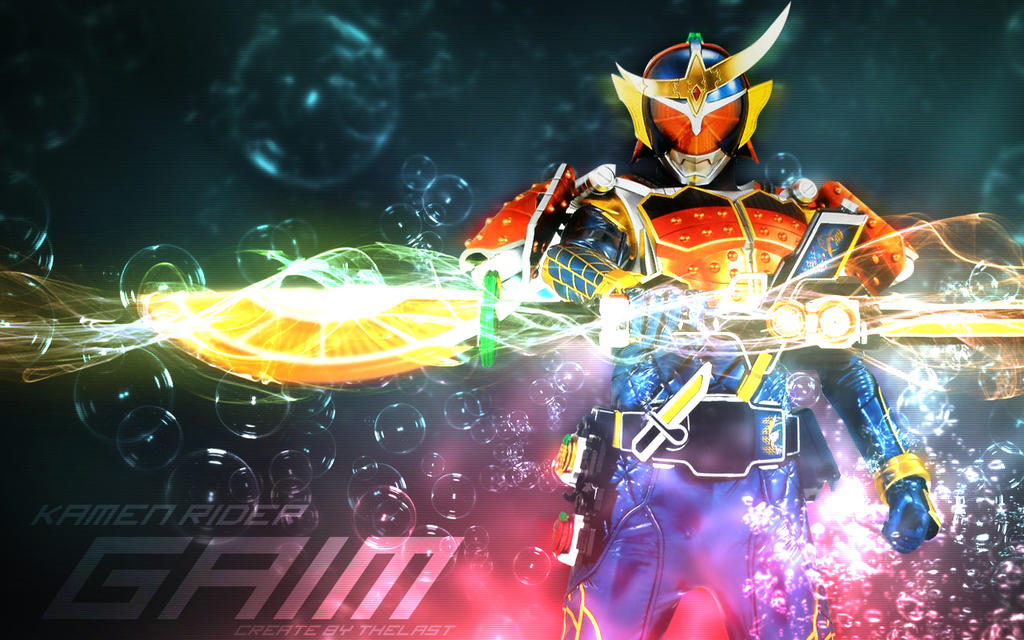 Kamen rider Gaim Wallpaper by Nac129 on DeviantArt