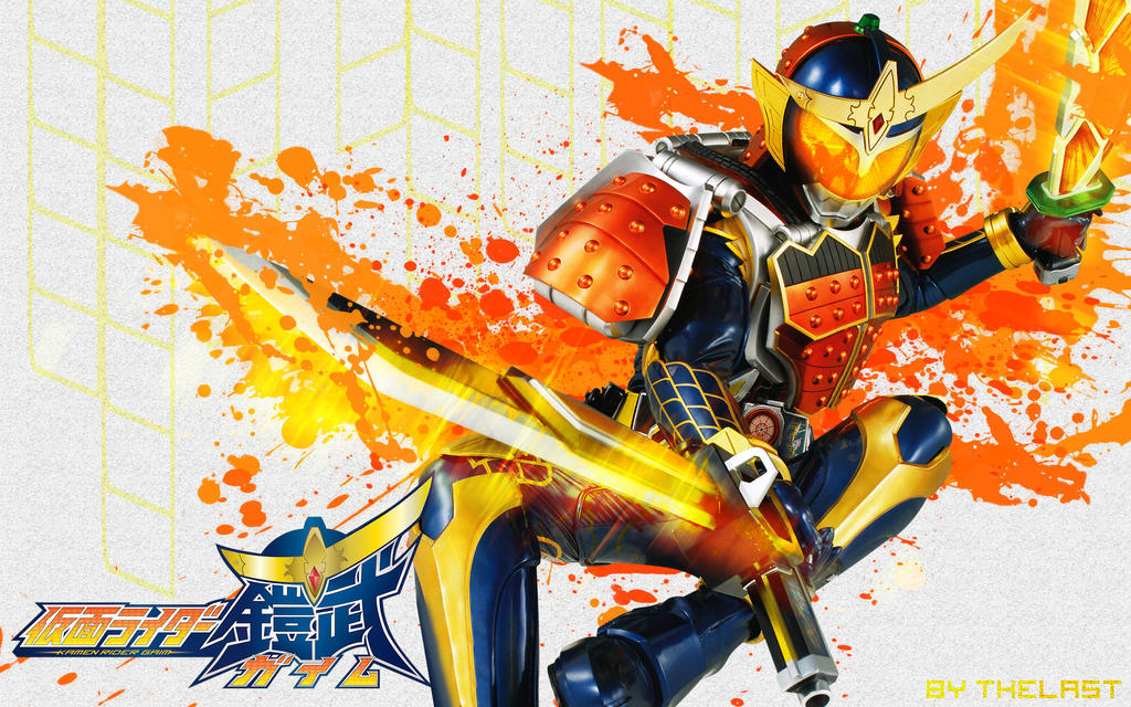 Kamen rider Gaim Wallpaper by Nac129 on DeviantArt