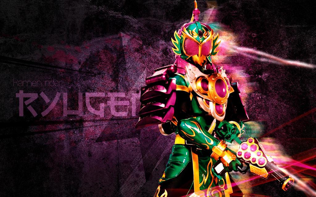 Kamen Rider Ryugen Wallpaper by Nac129 on DeviantArt