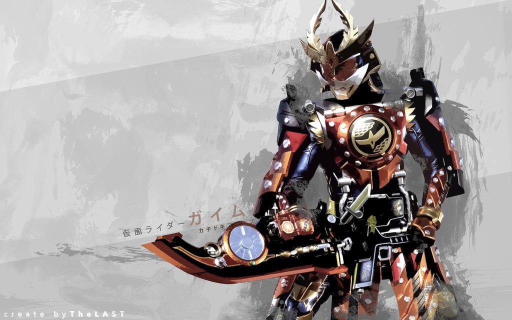 Kamen Rider Gaim Kachidoki Arms Wallpaper by Nac129 on ...
