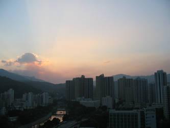 Sunset 1 by johnchan