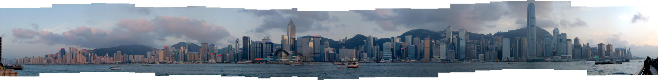Victoria Harbour - 2 by johnchan
