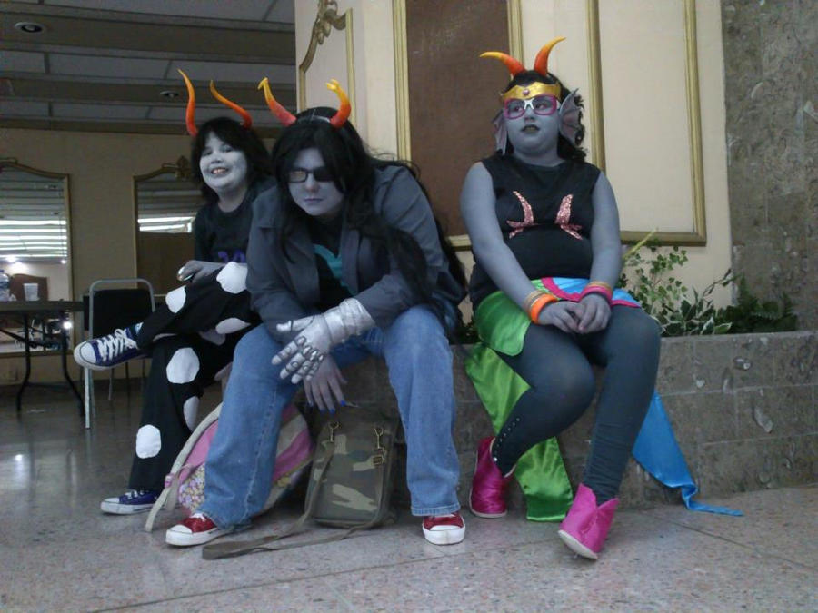 Homestuck cosplay 2 by M-13Homestuck Cosplay
