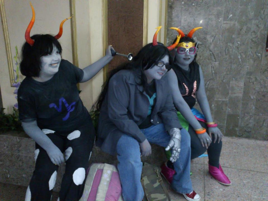 Homestuck cosplay 3 by M-13Homestuck Cosplay