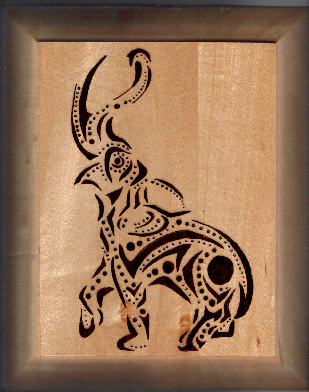 Mehndi Elephant Tattoo : Henna elephant by taternutt on deviantart