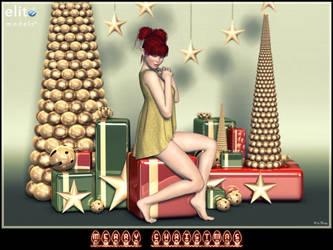 Merry Christmas by MargyThunderstorm