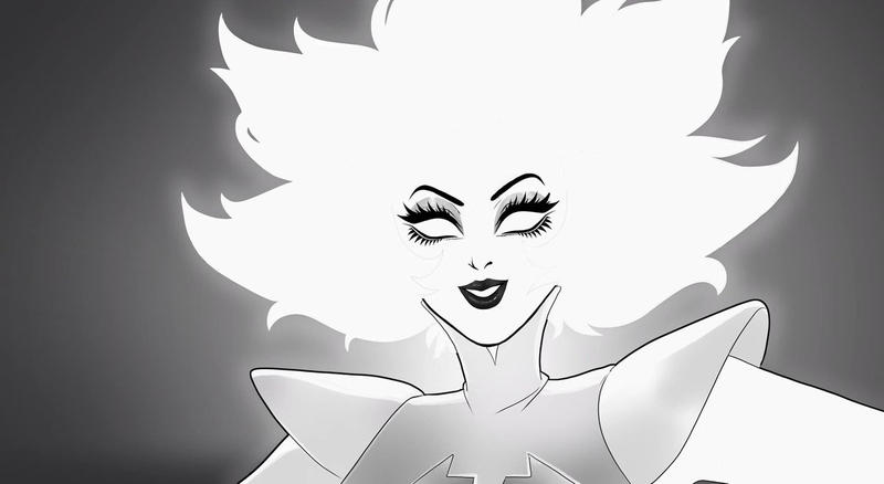 « hello, starlight. you certainly gave everyone a scare. » series steven universe character white diamond social media:  facebook julian noise instagram  jewelians tum...
