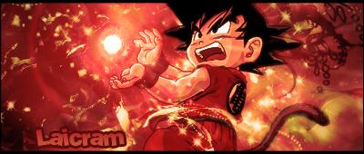 Kid Goku Signature by DarkLaicram