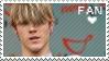 Dougie Poynter Stamp by somniummaker