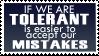 Tolerant by somniummaker