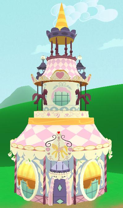 Carousel Boutique - My Little Pony Wiki - Neoseeker