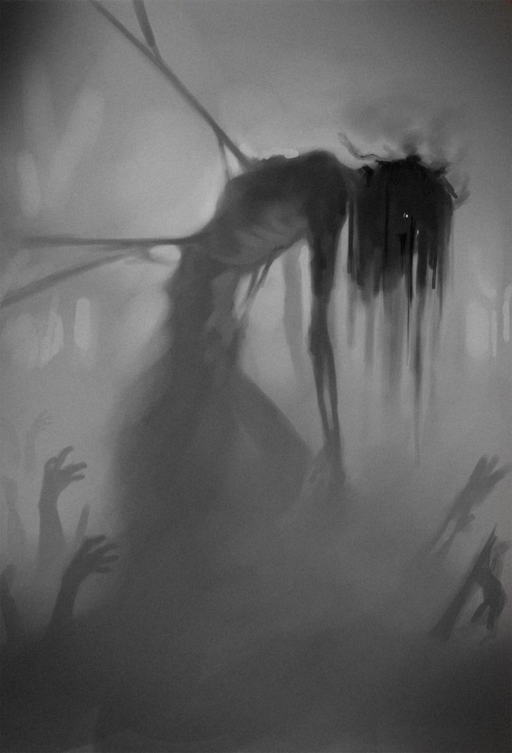 Corpse Bride by Shnider