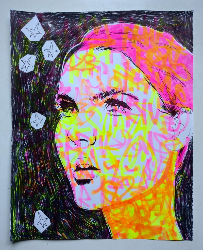 Star Girl by mrfrivolous