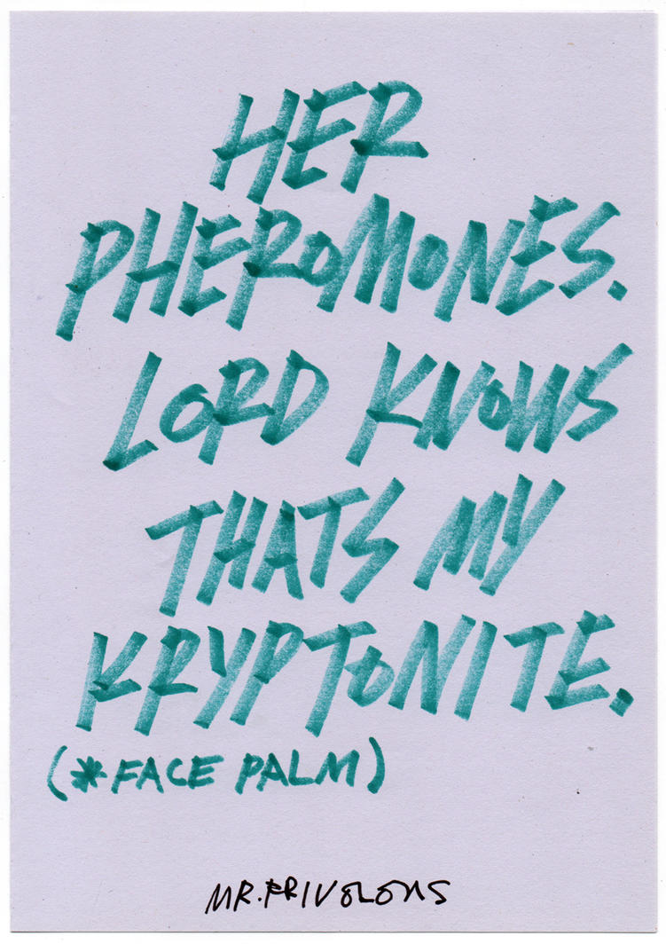 Her Pheromones by mrfrivolous