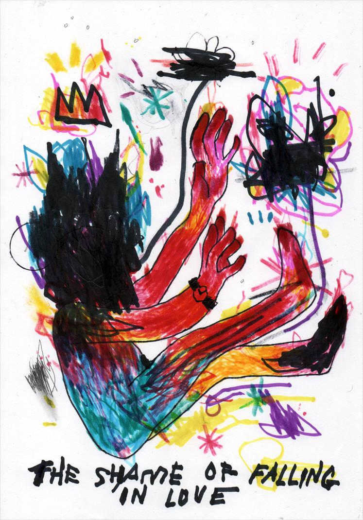 The Shame Of Falling In Love by mrfrivolous
